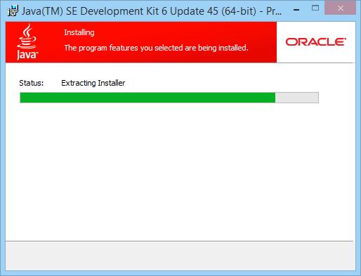 Java Installing